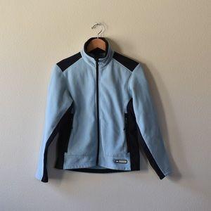 REI midweight fleece jacket